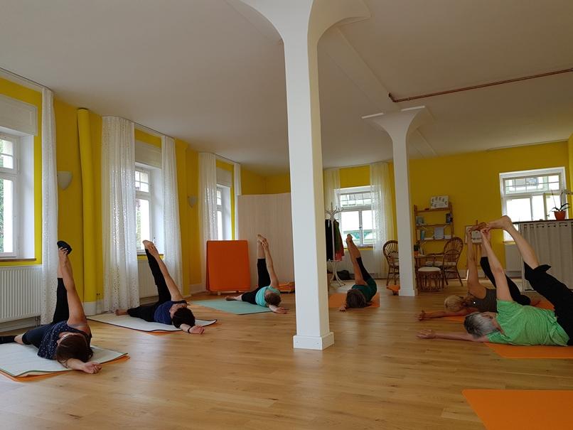 Yogakurs Rottweil Yoga Marion Fetscher